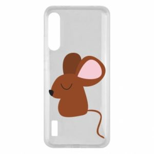 Etui na Xiaomi Mi A3 Mouse with eyes closed