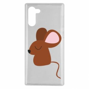 Etui na Samsung Note 10 Mouse with eyes closed