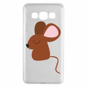 Etui na Samsung A3 2015 Mouse with eyes closed