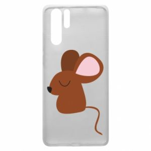 Etui na Huawei P30 Pro Mouse with eyes closed
