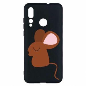 Etui na Huawei Nova 4 Mouse with eyes closed