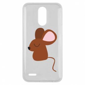Etui na Lg K10 2017 Mouse with eyes closed
