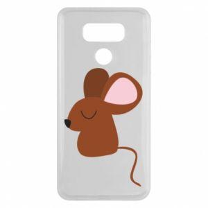 Etui na LG G6 Mouse with eyes closed