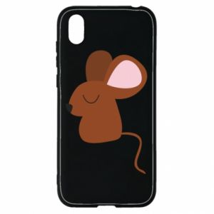 Etui na Huawei Y5 2019 Mouse with eyes closed
