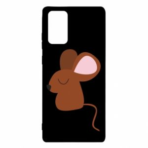 Etui na Samsung Note 20 Mouse with eyes closed