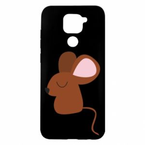Etui na Xiaomi Redmi Note 9/Redmi 10X Mouse with eyes closed