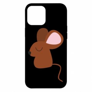 Etui na iPhone 12 Pro Max Mouse with eyes closed