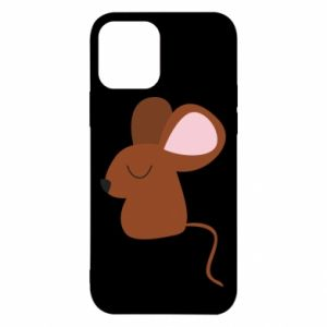 Etui na iPhone 12/12 Pro Mouse with eyes closed