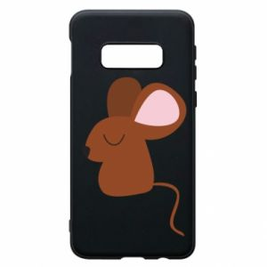 Etui na Samsung S10e Mouse with eyes closed