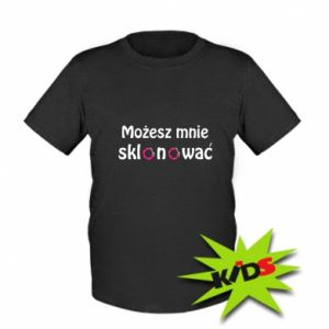 Kids T-shirt You can clone me