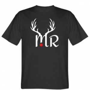 T-shirt Mr deer