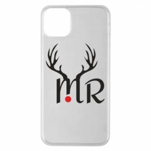 iPhone 11 Pro Max Case Mr deer