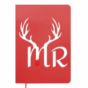 Notepad Mr deer