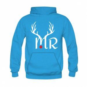 Bluza z kapturem dziecięca Mr deer