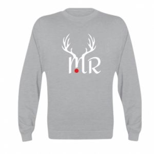 Kid's sweatshirt Mr deer