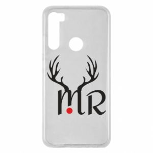 Xiaomi Redmi Note 8 Case Mr deer