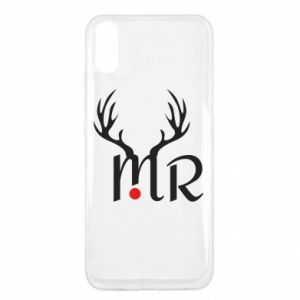 Xiaomi Redmi 9a Case Mr deer