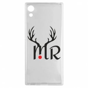Sony Xperia XA1 Case Mr deer