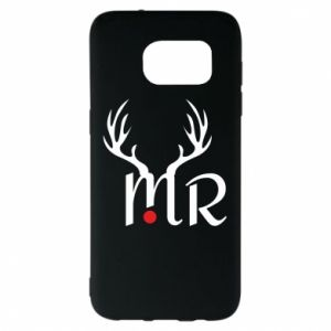 Samsung S7 EDGE Case Mr deer