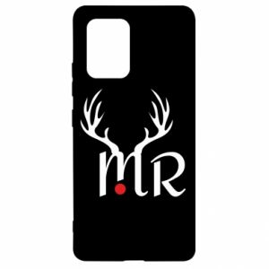Samsung S10 Lite Case Mr deer