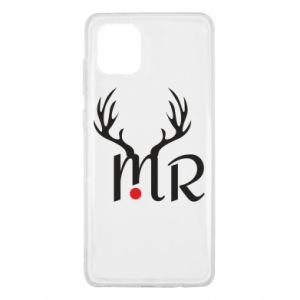 Samsung Note 10 Lite Case Mr deer