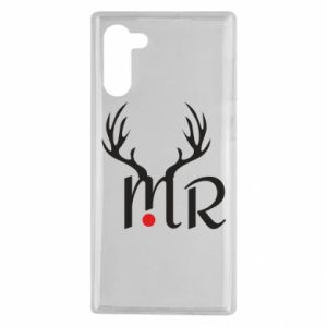 Samsung Note 10 Case Mr deer