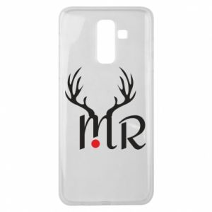 Etui na Samsung J8 2018 Mr deer
