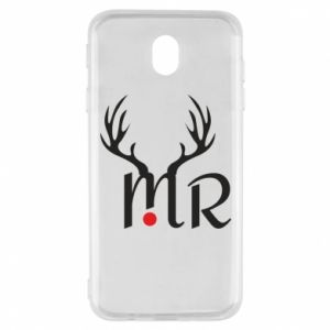 Samsung J7 2017 Case Mr deer
