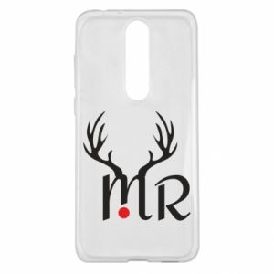 Nokia 5.1 Plus Case Mr deer