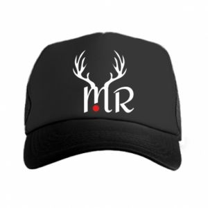 Czapka trucker Mr deer