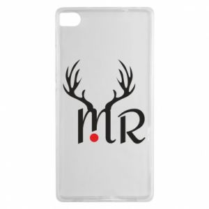 Huawei P8 Case Mr deer