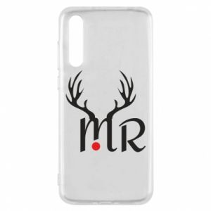 Huawei P20 Pro Case Mr deer