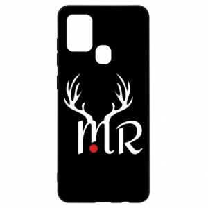 Samsung A21s Case Mr deer