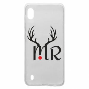 Samsung A10 Case Mr deer