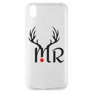 Etui na Huawei Y5 2019 Mr deer