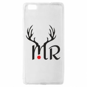 Huawei P8 Lite Case Mr deer