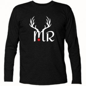 Koszulka z długim rękawem Mr deer
