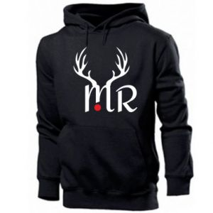 Men's hoodie Mr deer