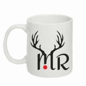 Mug 330ml Mr deer