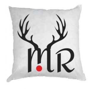 Pillow Mr deer