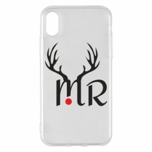 iPhone X/Xs Case Mr deer