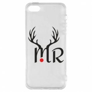 Phone case for iPhone 5/5S/SE Mr deer