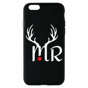Phone case for iPhone 6/6S Mr deer