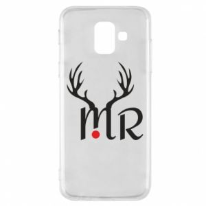 Samsung A6 2018 Case Mr deer