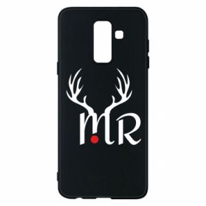 Samsung A6+ 2018 Case Mr deer
