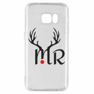 Phone case for Samsung S7 Mr deer