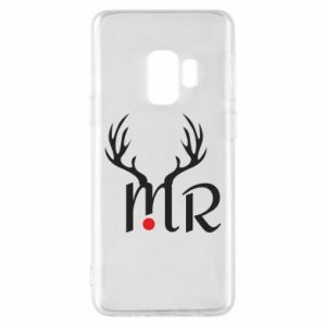 Samsung S9 Case Mr deer