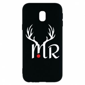 Samsung J3 2017 Case Mr deer