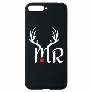Huawei Y6 2018 Case Mr deer