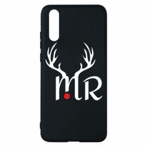 Huawei P20 Case Mr deer